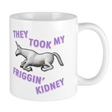 Kidney Coffee Mug