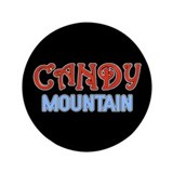 "Candy Mountain 3.5"" Button"
