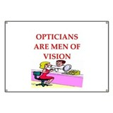 optician joke Banner