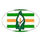 TÁL Easter Lily Decal