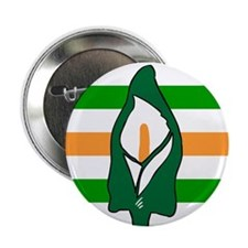 """TÁL Easter Lily 2.25"""" Button"""