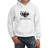 """The Bird Flu is Coming!"" Hoodie"