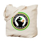 Celtic Fans Against Fascism Tote Bag