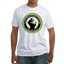 Celtic Fans Against Fascism Shirt
