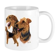 Airedale Terrier Small Mug