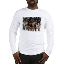 """Pack Buddies"" Long Sleeve T-Shirt"