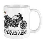 Monster Italian Bike Mug