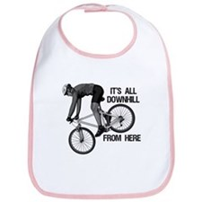 Downhill Mountain Biker Bib