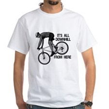 Downhill Mountain Biker Shirt