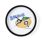 Askhole Wall Clock