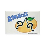 Askhole Rectangle Magnet (100 pack)