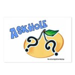 Askhole Postcards (Package of 8)