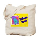 Shuffleboard Superstar Tote Bag