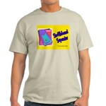 Shuffleboard Superstar Ash Grey T-Shirt