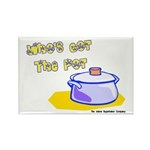 Who's Got The Pot 06 Rectangle Magnet (100 pack)
