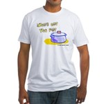 Who's Got The Pot 06 Fitted T-Shirt