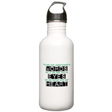 Listen with your Heart Water Bottle