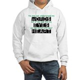 Listen with your Heart Hoodie