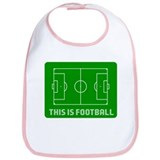 THIS IS FOOTBALL Bib