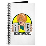 Just Play Basketball Journal