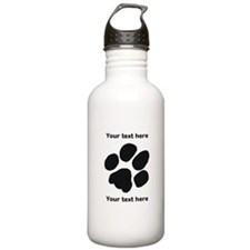 Pawprint - Customisable Sports Water Bottle