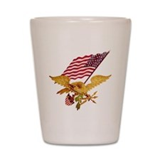 AMERICAN EAGLE Shot Glass