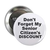 "Cute Seniors 2.25"" Button (10 pack)"