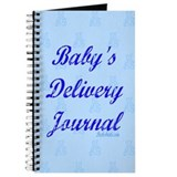 Babys Delivery Journal Journal
