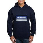 Facadebook Hoodie (dark)