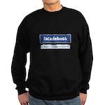 Facadebook Sweatshirt (dark)
