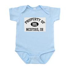 Property of Medford Infant Creeper