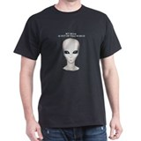 Out of this World Mom Black T-Shirt