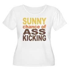 Kate Beckett Quote Women's Plus Size Scoop Neck T-