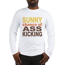 Kate Beckett Quote Long Sleeve T-Shirt