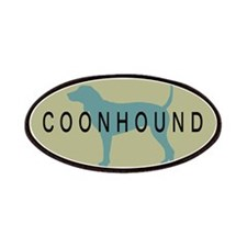 Coonhound Dog Patches
