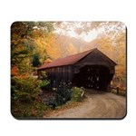Vermont Covered Bridge Mousepad