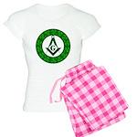 For the Irish Mason/OES Membe Women's Light Pajama