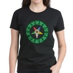 For the Irish Mason/OES Membe Women's Dark T-Shirt