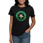 For the Irish Mason/OES Membe Women's Dark T-Shirt
