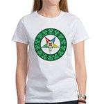 For the Irish Mason/OES Membe Women's T-Shirt