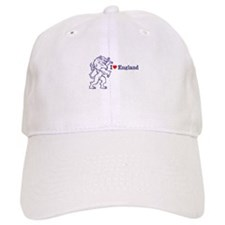 Royal England Baseball Cap
