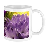 Happy Easter Flower Mug