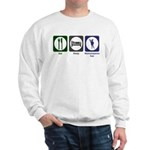 Eat - Sleep - Ren Fair Sweatshirt