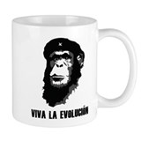 Viva La Evolution Small Mugs