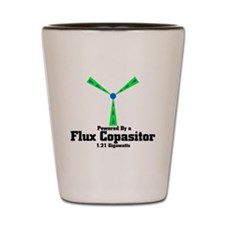 FLUX COPASITOR FUNNY SCIENCE Shot Glass