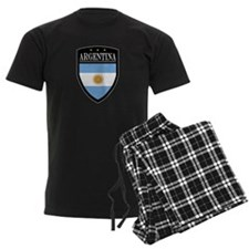 Argentina Flag Patch Pajamas