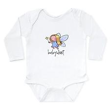 Baby Dust Fairy Long Sleeve Infant Bodysuit