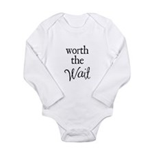 Worth the Wai Baby Outfits