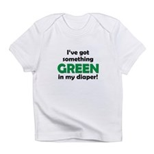 Green Diaper Infant T-Shirt