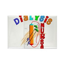 Dialysis Rectangle Magnet (10 pack)